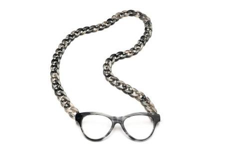 Joen - Grey Necklace Reading Glasses Grey +2.50