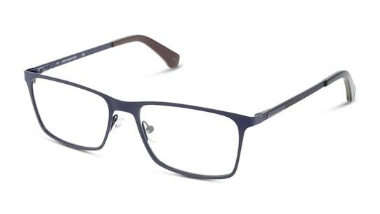 CKJ 158 Men's Glasses Transparent / Blue