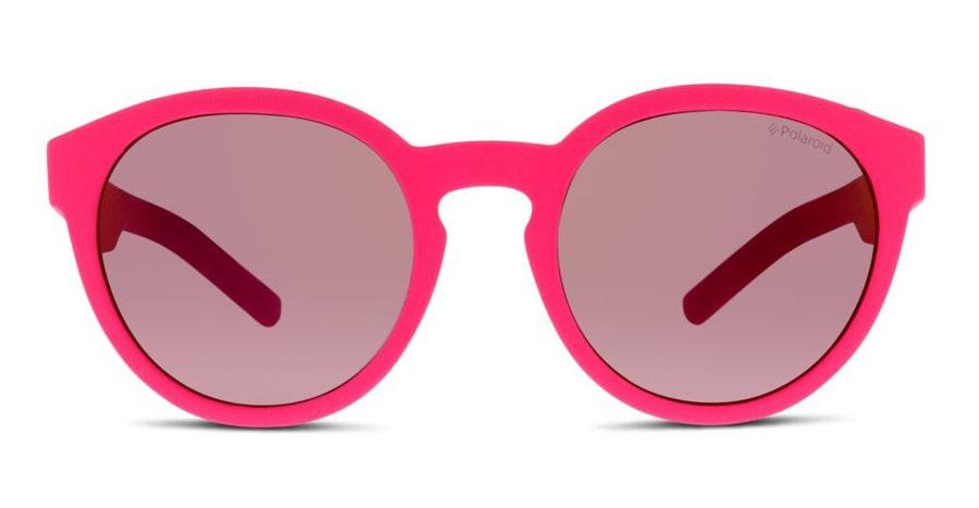 Polaroid Kids PLD 8019/S Children's Sunglasses Pink / Pink