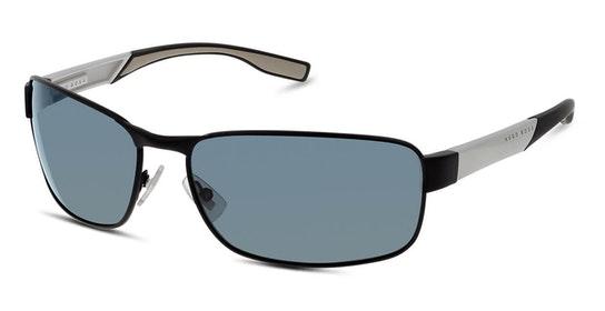 BOSS 0569/P/S Men's Sunglasses Grey / Black