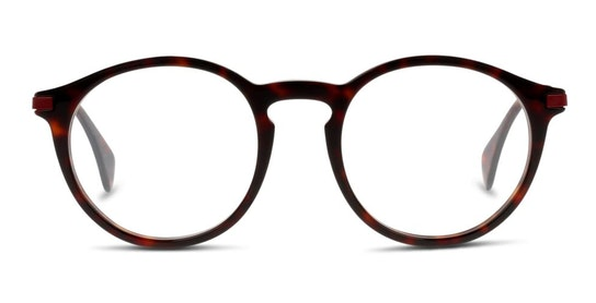 TH 1471 (086) Glasses Transparent / Tortoise Shell