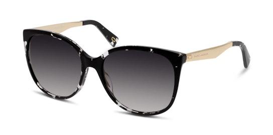 MARC 203/S (9WZ) Sunglasses Grey / Black