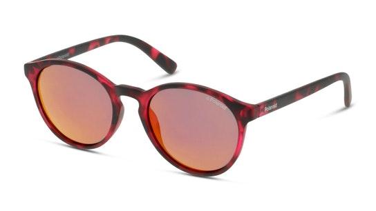 PLD 8024/S Children's Sunglasses Pink / Havana