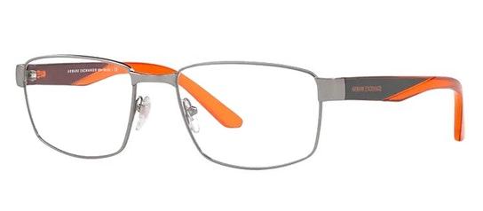 AX 1036 Men's Glasses Transparent / Orange