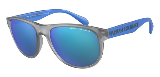 AX 4096S (831025) Sunglasses Blue / Grey