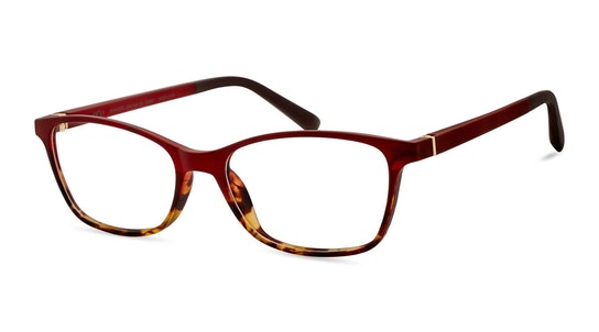 Desna 689 (RDTG) Glasses Transparent / Red