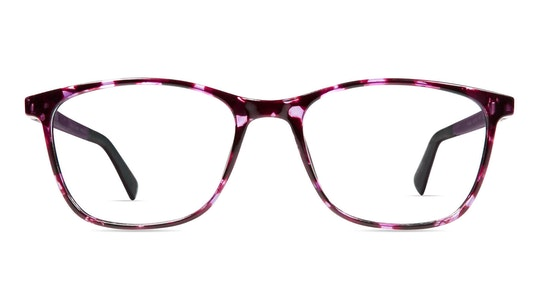 Yamuna 689 Women's Glasses Transparent / Violet