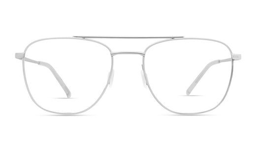 Edinburgh 689 (SIL) Glasses Transparent / Silver