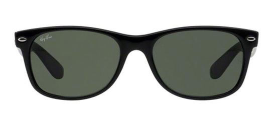 New Wayfarer Classic RB 2132 (901L) Sunglasses Green / Black