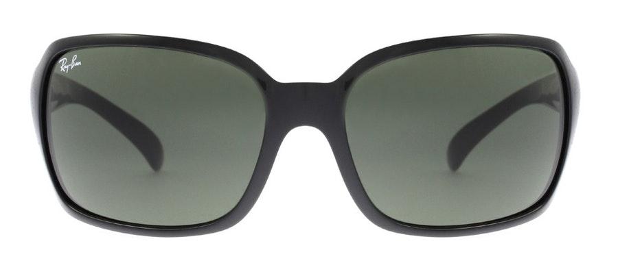 Ray-Ban RB 4068 Women's Sunglasses Green / Black