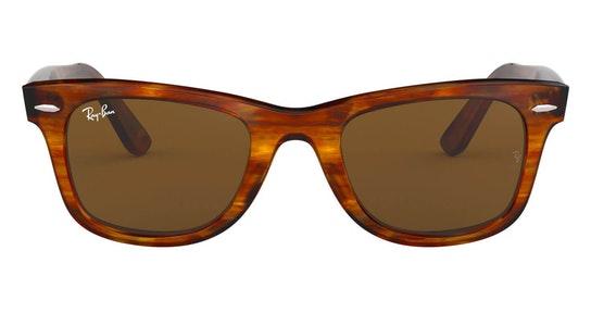 Original Wayfarer RB 2140 (954) Sunglasses Bronze / Tortoise Shell