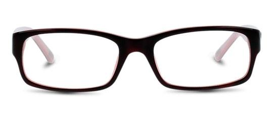 RA 7018 Women's Glasses Transparent / Brown