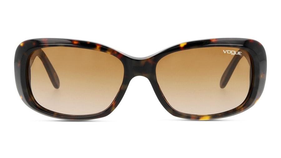 Vogue VO 2606S Women's Sunglasses Brown / Tortoise Shell