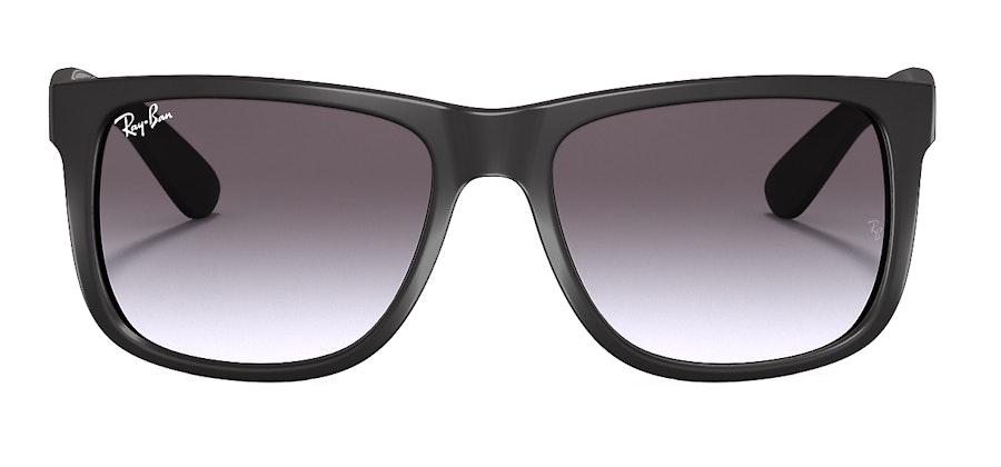 Ray-Ban Justin RB 4165 (601/8G) Sunglasses Grey / Black