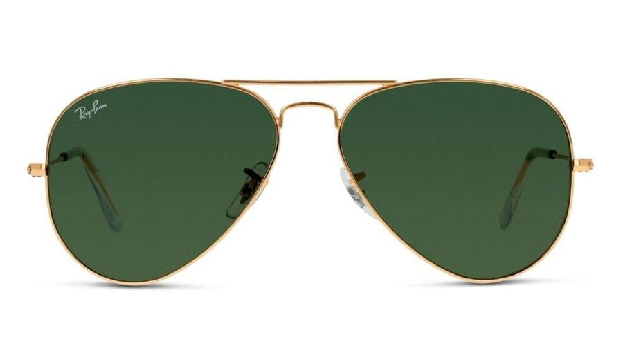 Ray-Ban Aviator RB 3025 (L0205) Sunglasses Black / Gold