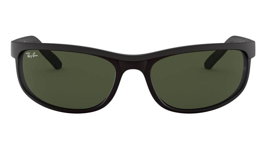 Ray-Ban Predator 2 RB 2027 Men's Sunglasses Green/Black