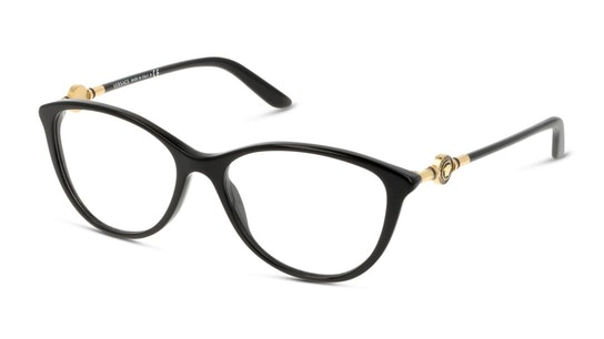 VE 3175 (GB1) Glasses Transparent / Black