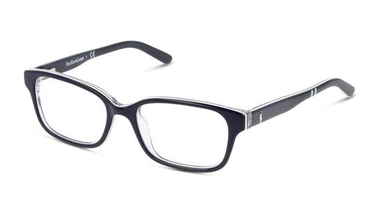 PP 8520 (1246) Children's Glasses Transparent / Blue