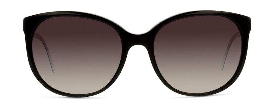 Burberry BE 4146 (34068G) Sunglasses Grey / Black