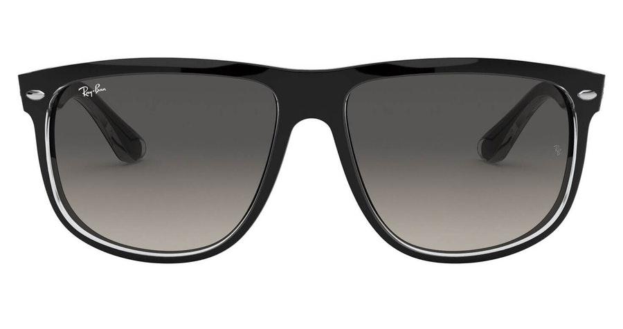 Ray-Ban Boyfriend RB 4147 Men's Sunglasses Grey / Black