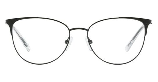 AX 6000 Women's Glasses Transparent / Black