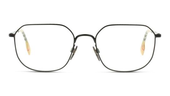 BE 1335 Men's Glasses Transparent / Black