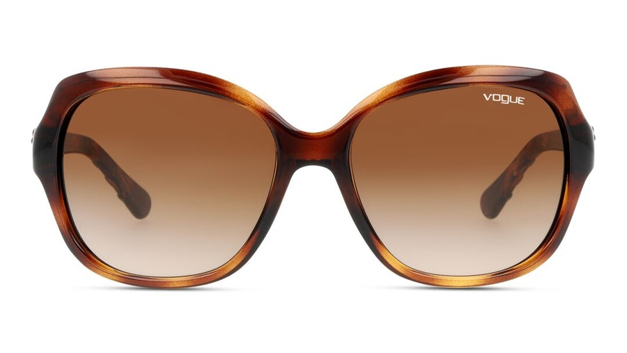 Vogue VO 2871S Women's Sunglasses Brown / Tortoise Shell