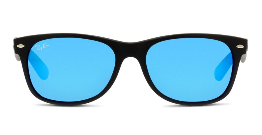 Ray-Ban New Wayfarer RB 2132 Men's Sunglasses Blue/Black