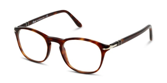 PO 3092V (9015) Glasses Transparent / Tortoise Shell