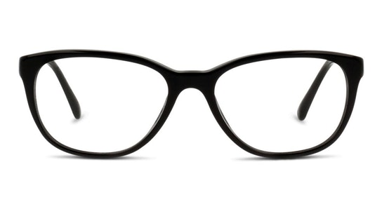 BE 2172 Women's Glasses Transparent / Black