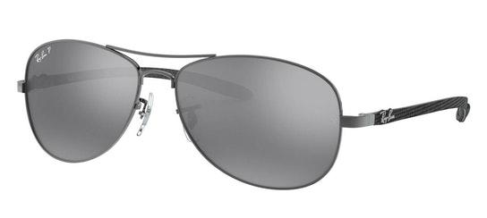 RB 8301 (004/K6) Sunglasses Blue / Grey