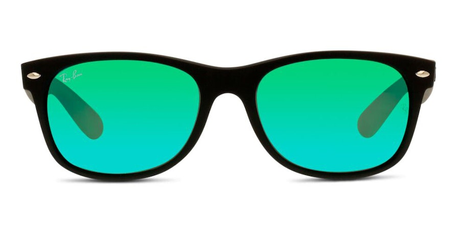 Ray-Ban New Wayfarer RB 2132 Men's Sunglasses Green/Black