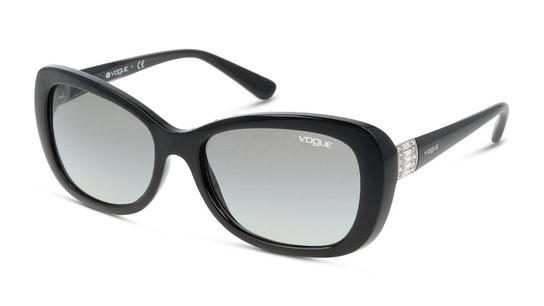 VO 2943S Women's Sunglasses Grey / Black