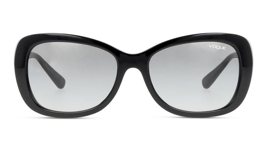 Vogue VO 2943S Women's Sunglasses Grey / Black
