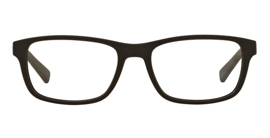 AX 3021 Men's Glasses Transparent / Brown