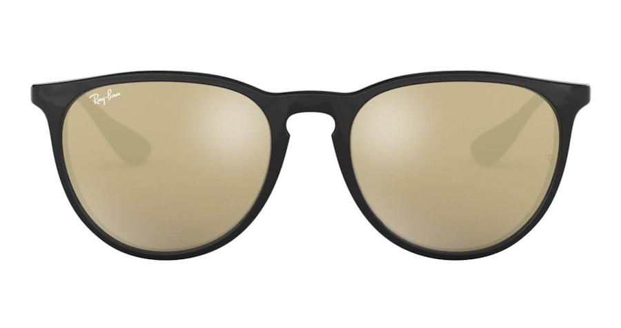 Ray-Ban Erika RB 4171 Women's Sunglasses Gold / Black
