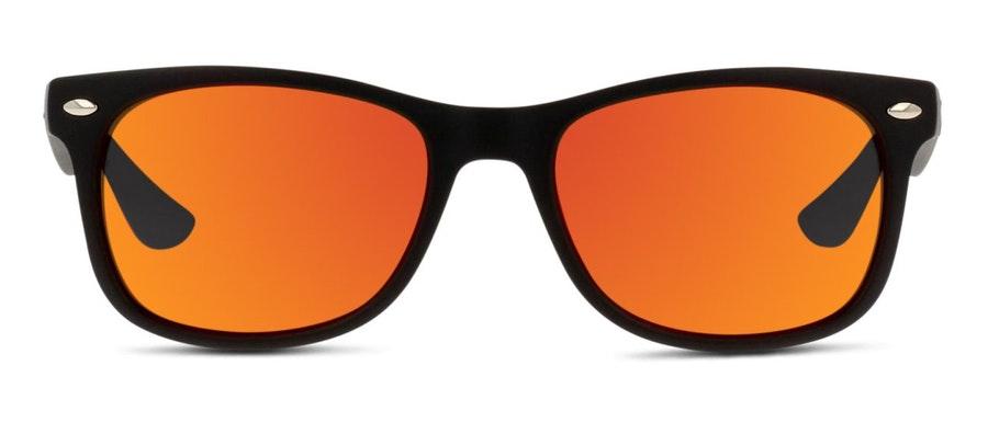 Ray-Ban Juniors RJ 9052S Children's Sunglasses Red / Black