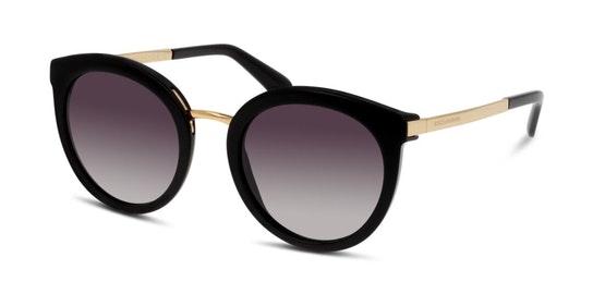 DG 4268 (501/8G) Sunglasses Grey / Black