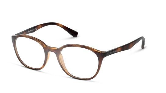 EA 3079 Women's Glasses Transparent / Tortoise Shell