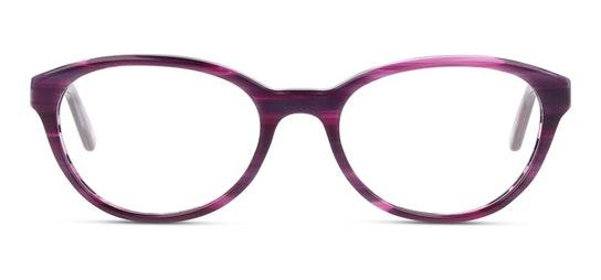 PP 8526 (1592) Children's Glasses Transparent / Purple