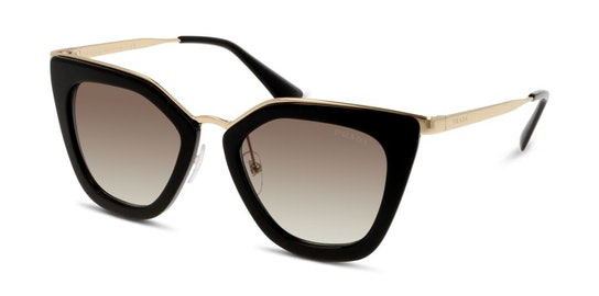 PR 53SS Women's Sunglasses Grey / Black