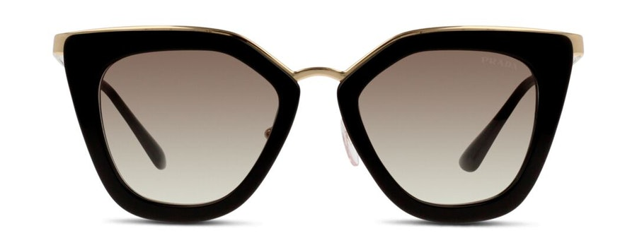 Prada PR 53SS Women's Sunglasses Grey / Black
