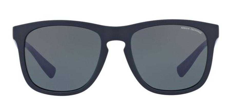 Armani Exchange AX4058S Men's Sunglasses Grey / Black