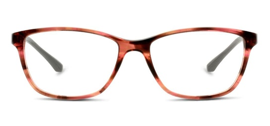 EA 3099 Women's Glasses Transparent / Pink