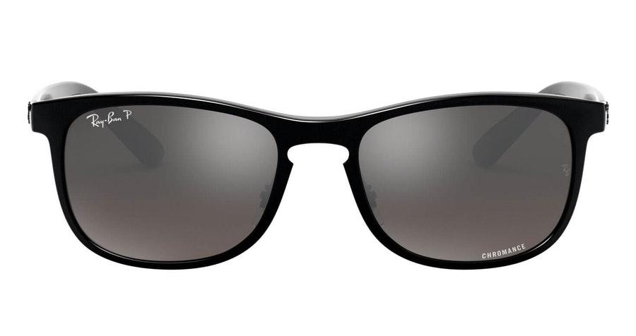 Ray-Ban RB 4263 Men's Sunglasses Silver / Black