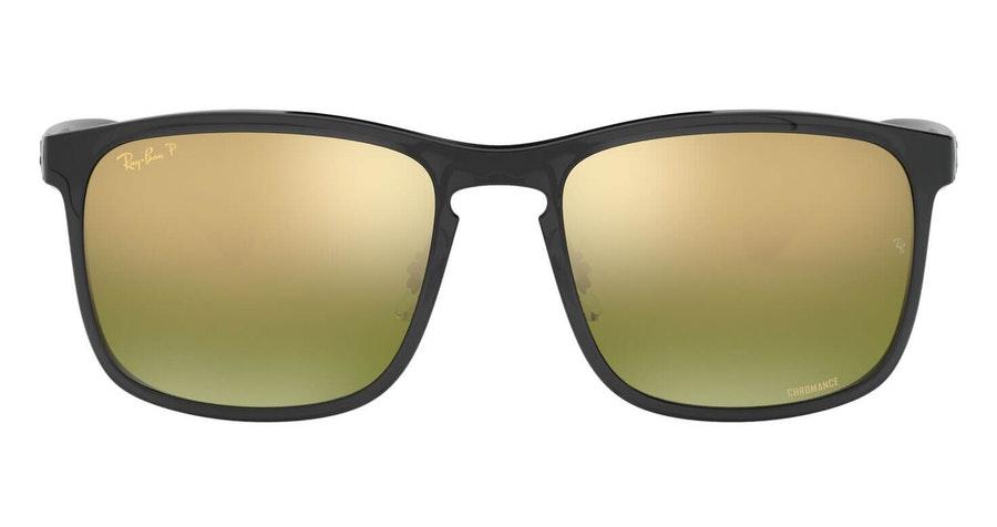Ray-Ban RB 4264 Men's Sunglasses Gold/Grey