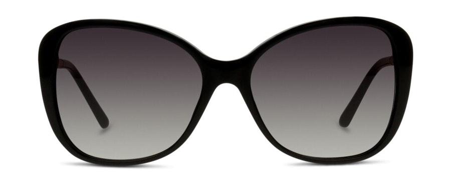 Burberry BE 4235Q Women's Sunglasses Grey / Black