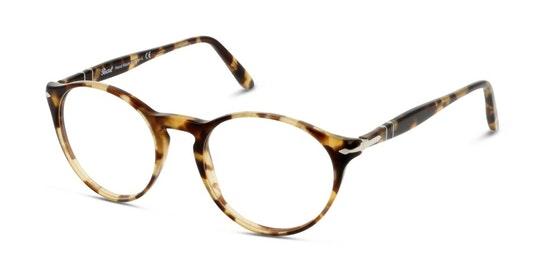 PO 3092V (1056) Glasses Transparent / Tortoise Shell