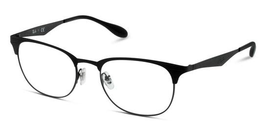 RX 6346 (2904) Glasses Transparent / Black
