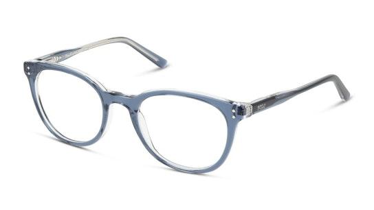 PP 8529 (1666) Children's Glasses Transparent / Blue